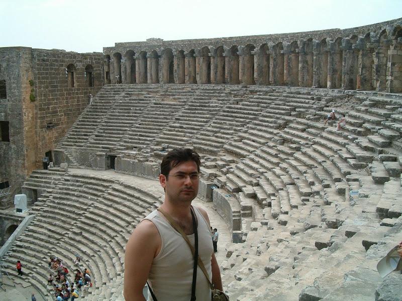 Aspendos Antik Tiyatrosu, Antalya