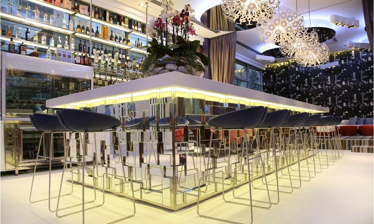 Superb Dos Ideas Para Forrar Con Vidrio Una Barra De Bar Como En Las Fotografías O