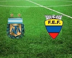 Argentina vs Ecuador en VIVO online