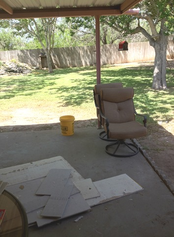And since my backyard is basically a workshop due to our bathroom reno, doing some wishing and lusting on Sears.com was quite fun.