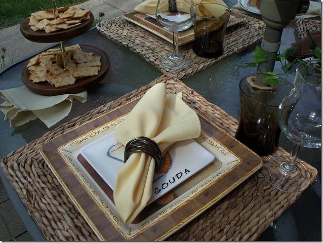 Italian table 003