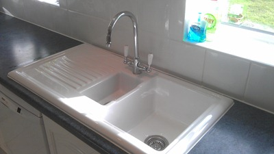 The NEW sink