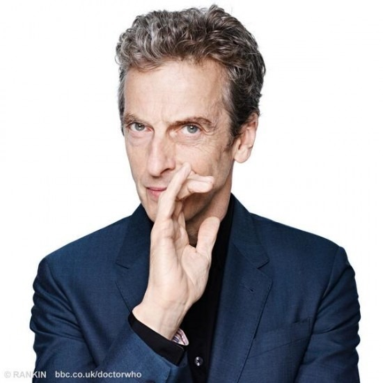 Peter Capaldi is the 12th Doctor