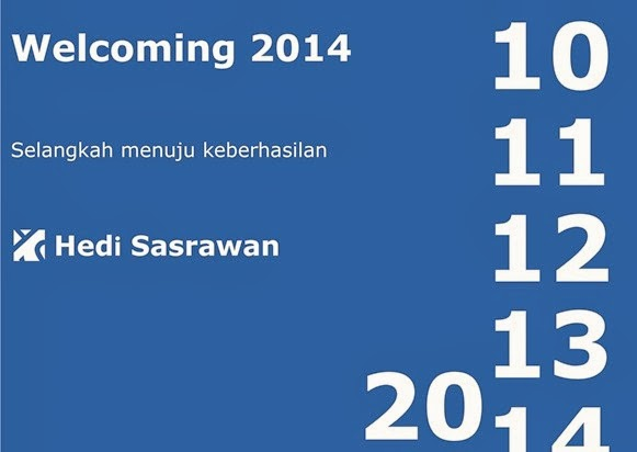 welcoming 2014
