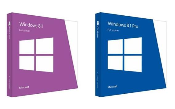 Microsoft anuncia preços para o Windows 8.1