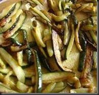 Zucchine in carpione alla Langarola