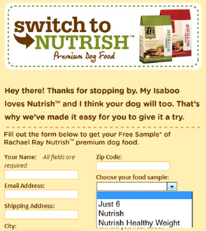 nutrish_free_sample