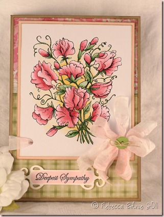 sweet pea GDT Lily Pad card (2)
