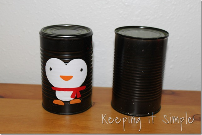Christmas bowling cans (3)