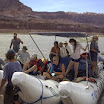 Rafting at the Colorado River