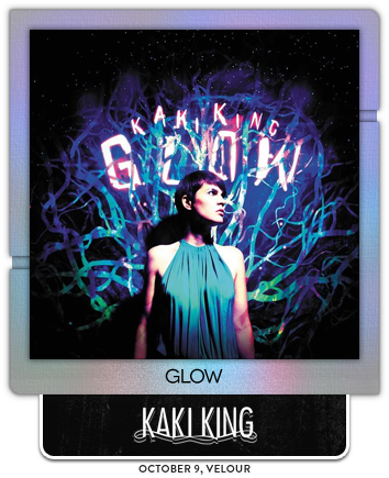 Glow by Kaki King