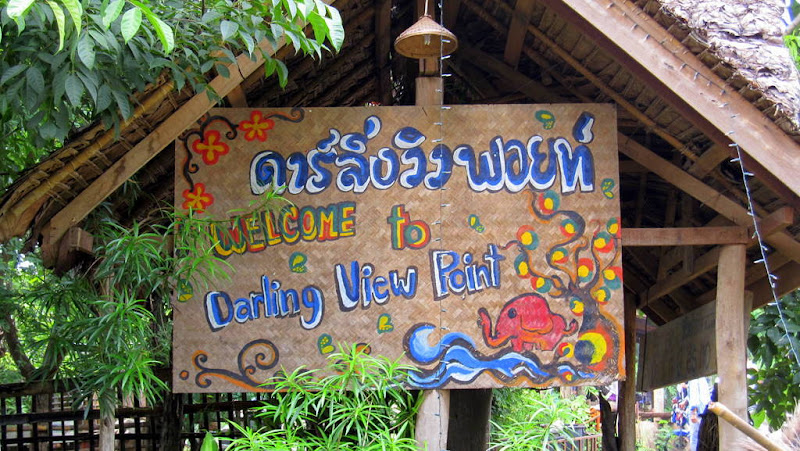 Darling View Point - Best accommodations in Pai