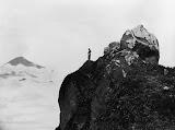 A Batak man on Gunung Sibayak (Karl Josef John, 1925) Courtesy TropenMuseum Archives