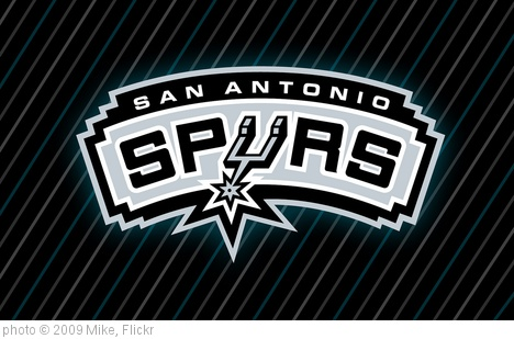 'San Antonio Spurs' photo (c) 2009, Mike - license: http://creativecommons.org/licenses/by-sa/2.0/