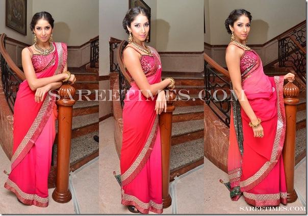 Sruthi_Sancheti_Pink_Designer_Sari
