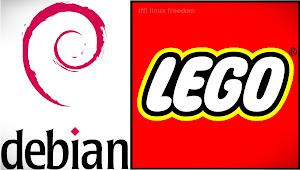 Debian e LEGO