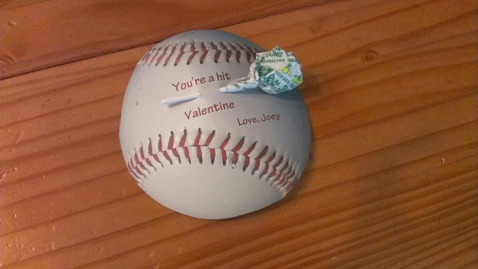 gloriously made: free baseball valentine, Ideas