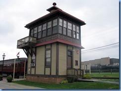 1720 Pennsylvania - Strasburg, PA - Strasburg Rail Road Switch Tower