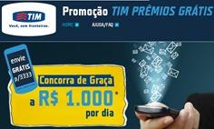 promocao tim premios gratis www.timpg.com.br