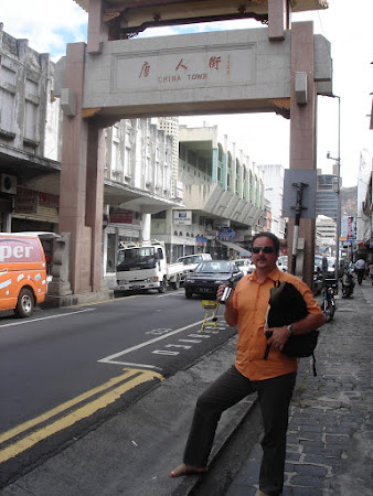 China Town Port Louis Mauritius