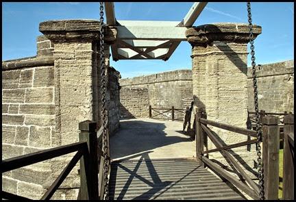 04b - Entering Castillo de San Marcos