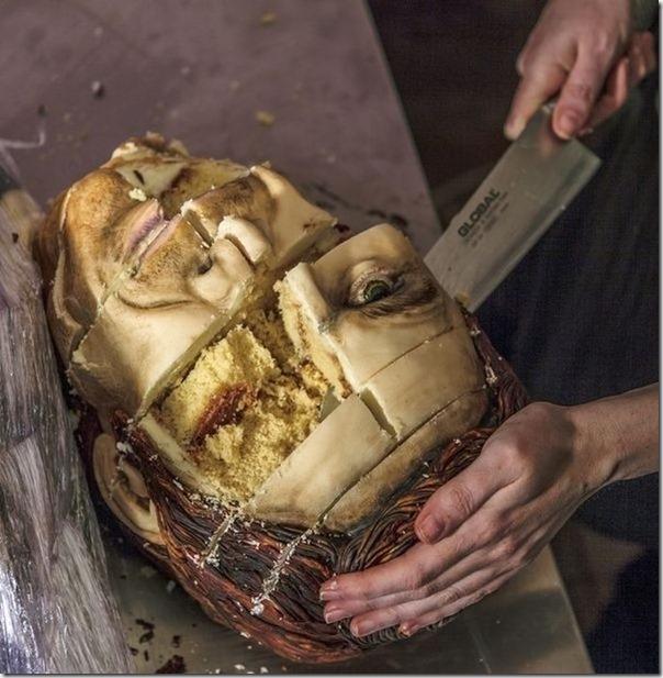 Dexter ganha bolo em tamanho real por última temporada (7)
