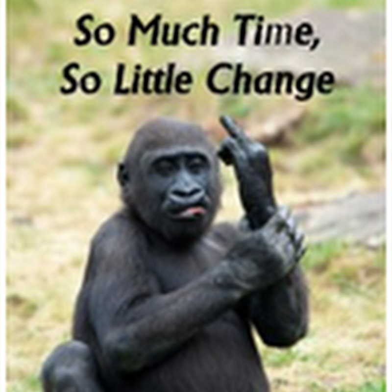 Orangeberry Book Of The Day – So Much Time, So Little Change by Thomas Sullivan