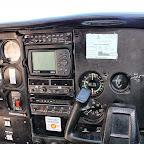 Flug nach Chief's Island, Cockpit © Foto: Ulrike Pârvu   Outback Africa Erlebnisreisen