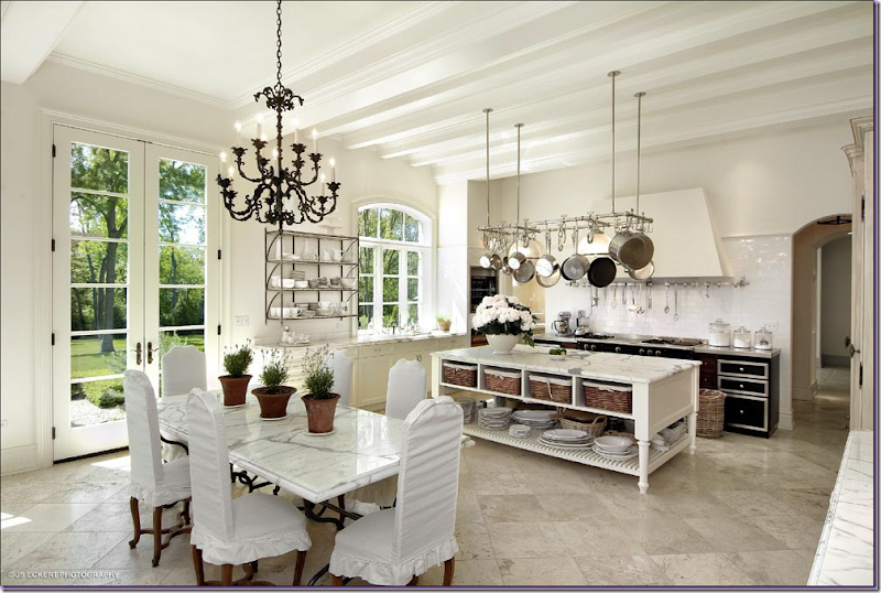 COTE DE TEXAS: White Marble For the Kitchen, Yes or No?