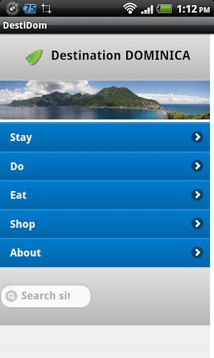 免費旅遊App Destination Dominica 阿達玩APP