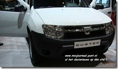 Dacia Duster Basis 12
