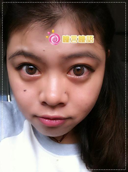 韓國GEO隱形眼鏡-GEO Berry Holic 混血三色灰17