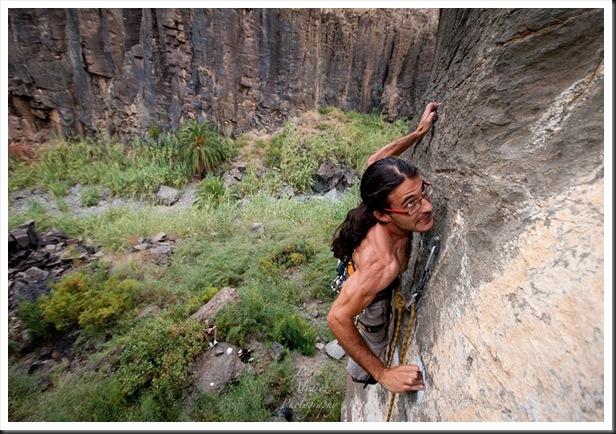 Escalada en canarias, Ayagaures, climb in canarias. 01