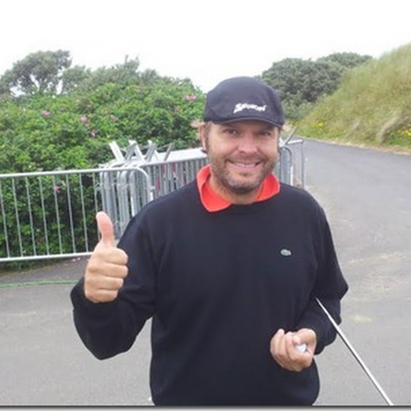 Jose Manuel Lara In Ireland With No Caddie. Anyone Available?