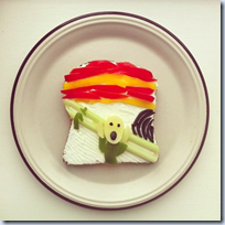 Art in Toast