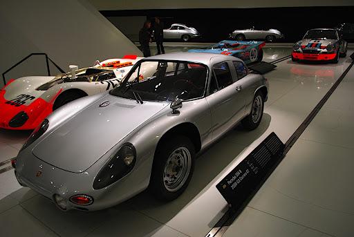 1962 356 carrera