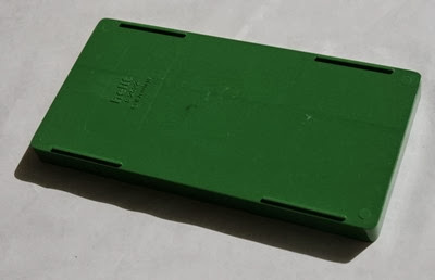 green Walter Zeischegg 82532 desk tray bottom and imprint