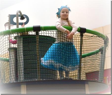 голубая юбка 1 022