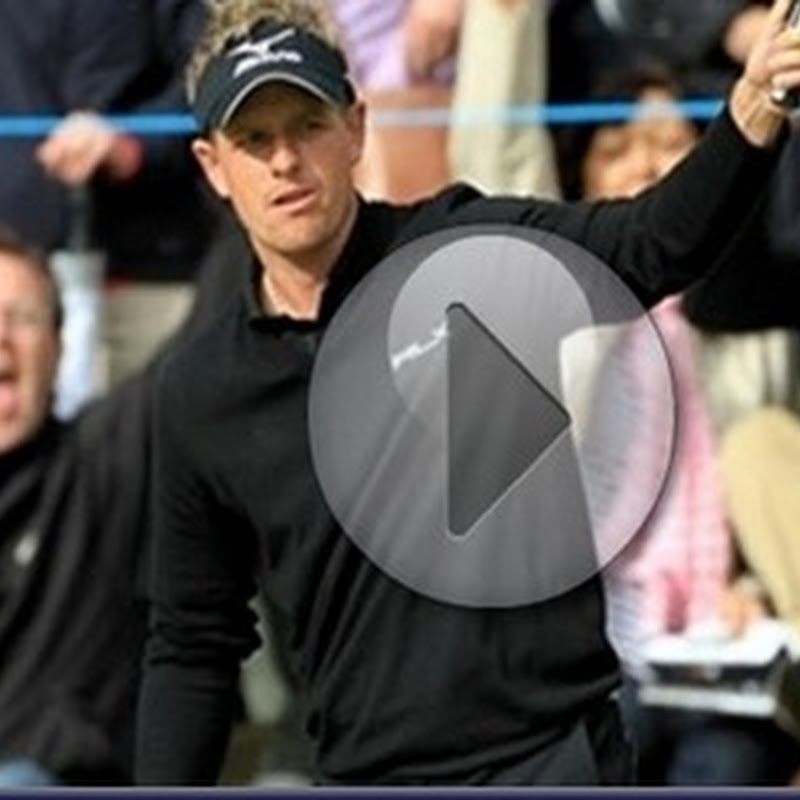 2011 BMW PGA Championship and HP Byron Nelson Third Round Highlights