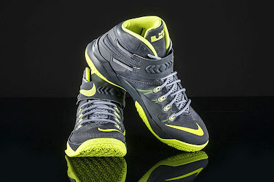 nike zoom soldier 8 gr grey volt 3 03 Upcoming Nike Zoom Soldier VIII Magnet Grey & Volt