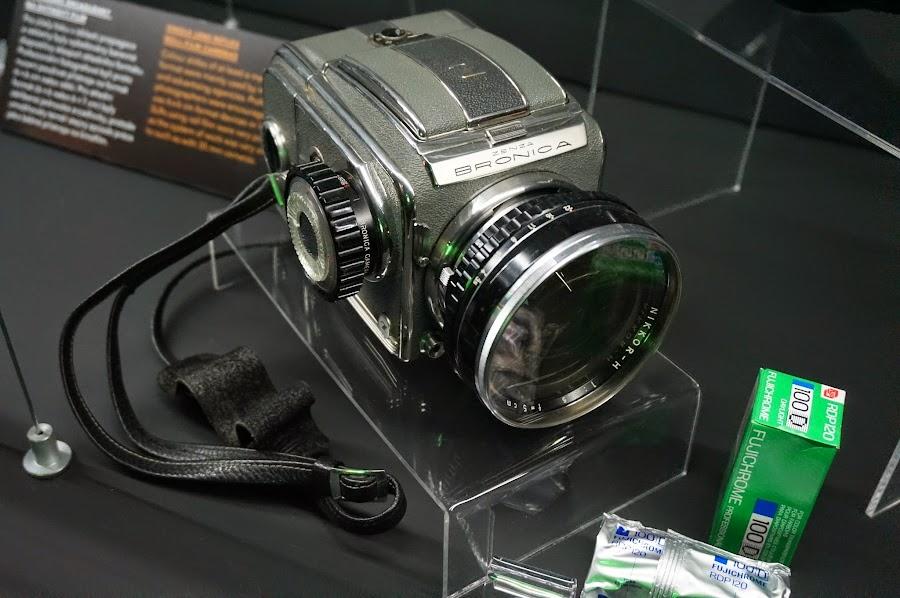 Фотоаппарат Zenza Bronica