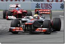 Hamilton ha vinto il gran premio del Canada 2012