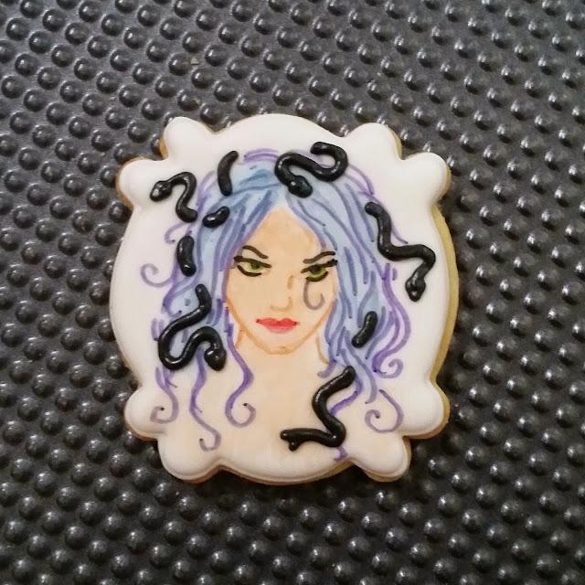medusa cookies