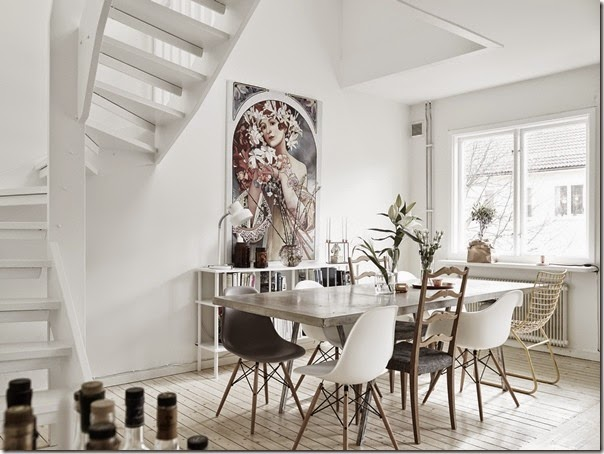 case e interni - stile scandinavo - urban chic - bianco (1)