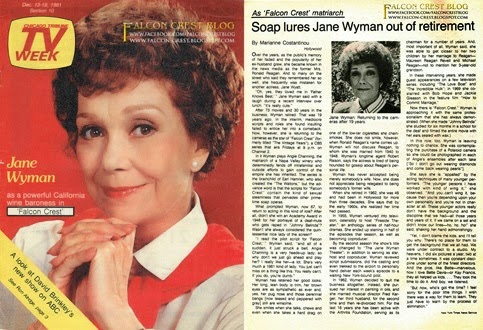 1981-12-13_Chicago Tribune TV Week - Soap lures Jane Wyman out of retirement