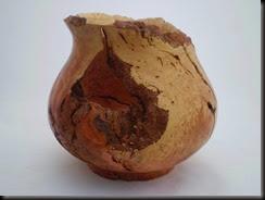 vasija en raíz de brezo 1