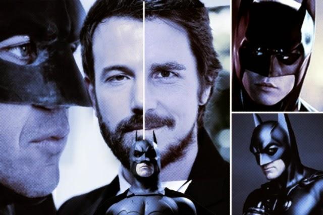 Christian Bale y Ben Affleck