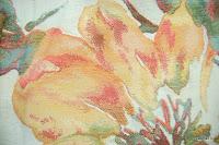 Tkanina meblowa w kwiaty. Duże wzory. 04