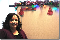 Lydia Ortiz, Administrative Assistant