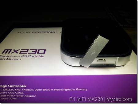 P1 MiFi MX230 g